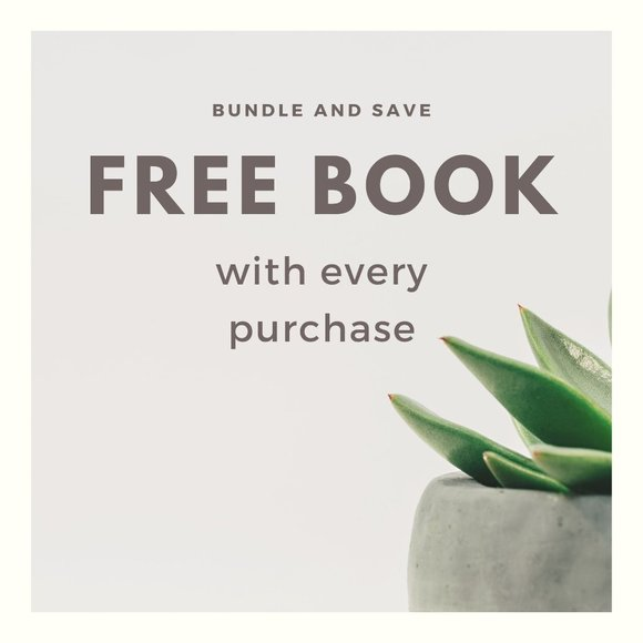 Free Book With Every Purchase